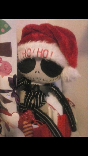 home accessory nightmarebeforexmas nightmare before christmas plushy toy childrens hipster cool jack skellington