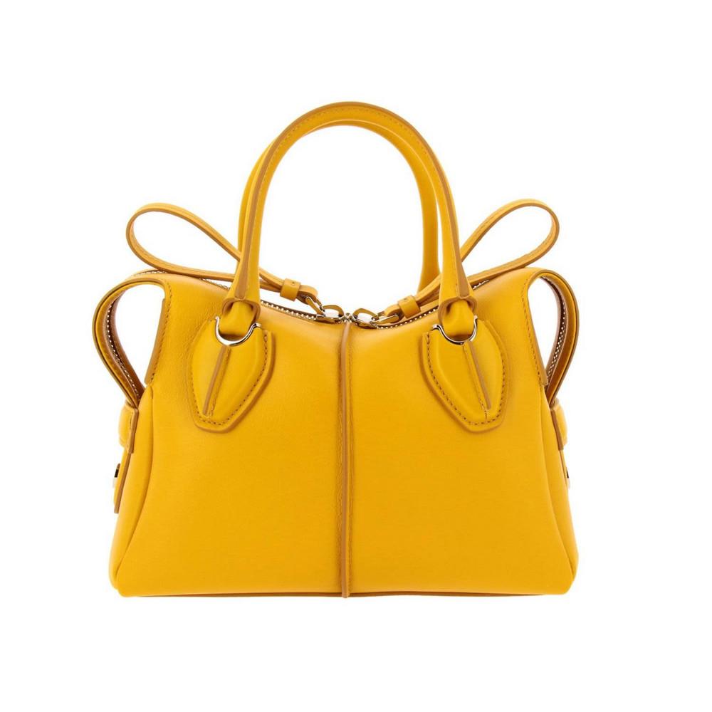 Tod's Handbag Shoulder Bag Women Tod's in yellow