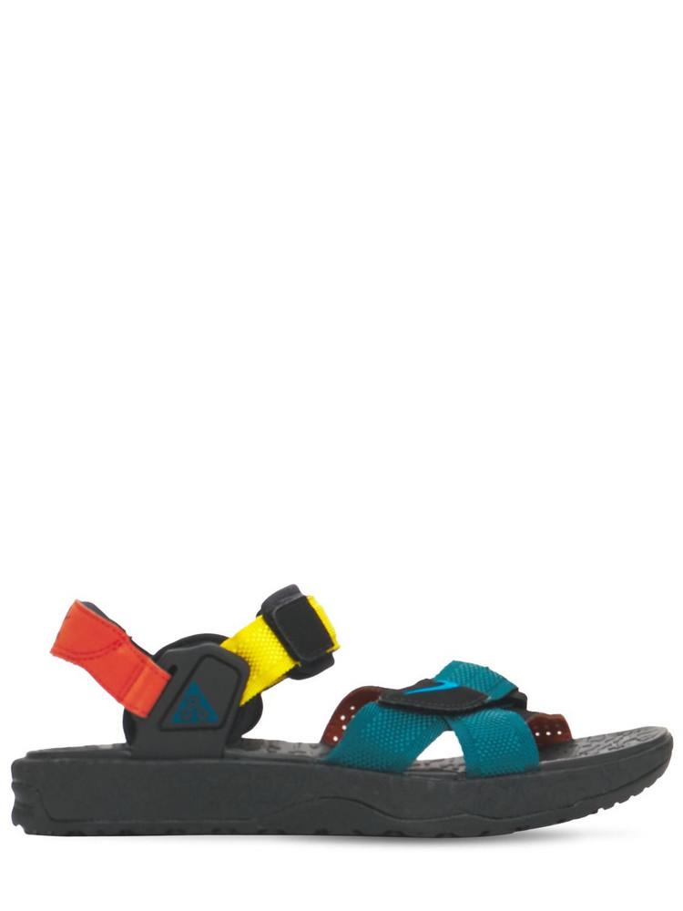 NIKE ACG Acg Air Deschutz+ Sandals in teal