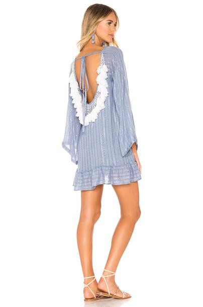 Sundress Indiana Basic Dress in blue
