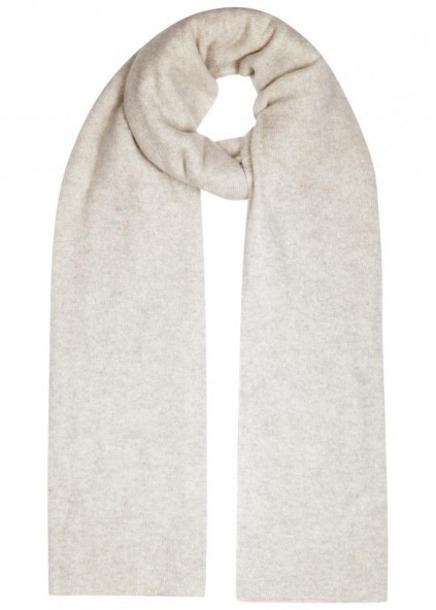 scarf white