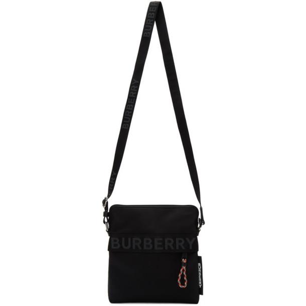 Burberry Black Logo Crossbody Bag