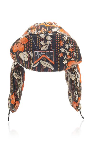 Prada Capelli Winter Hat Size: L