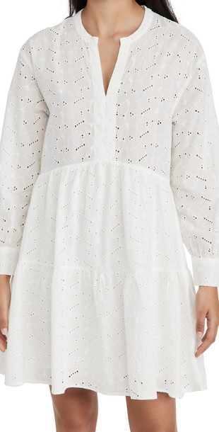 RAILS Layla Dress in white