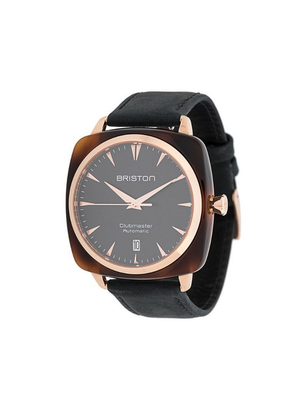 Briston Watches Clubmaster Iconic 40mm watch in black