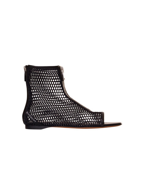 Givenchy Rivington Open Toe Sandals In Black