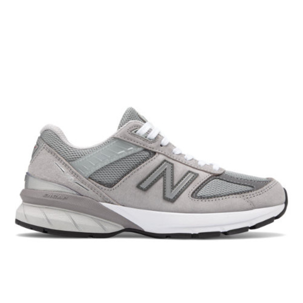 New Balance Made in US 990v5 Women's Made in USA Shoes - (W990V5-21642-W)