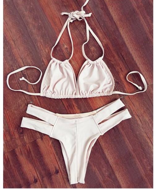 swimwear girly girl girly wishlist two-piece swimwear two piece