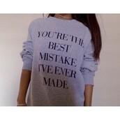 sweater,trendy sweater