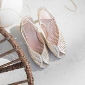 shoes,gold shoes