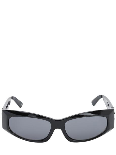 LE SPECS The Edge Sunglasses in black