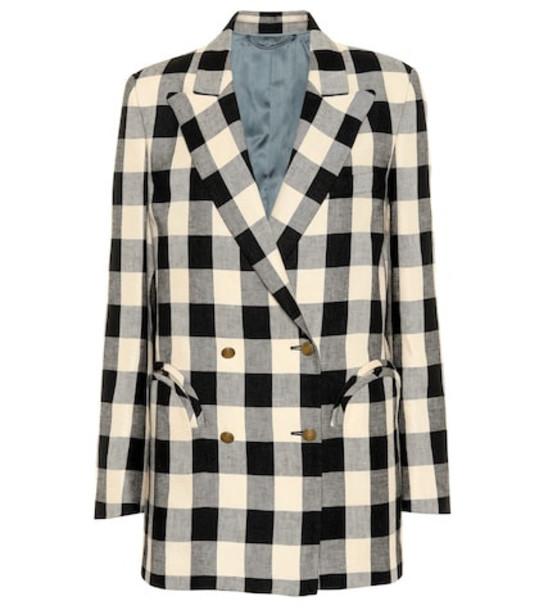 Blazé Milano Pequod double-breasted blazer