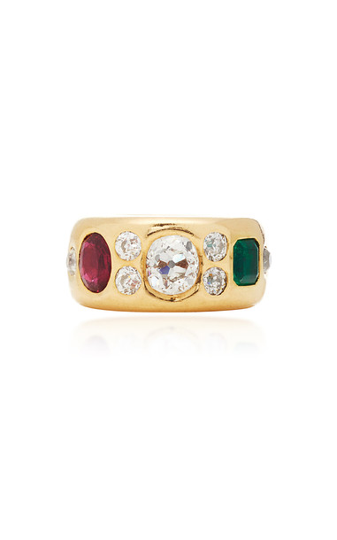 Simon Teakle Gypsy Ring in multi