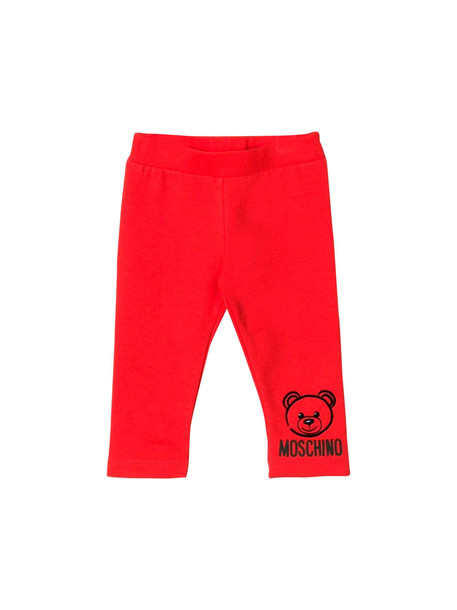 Moschino Red Trousers