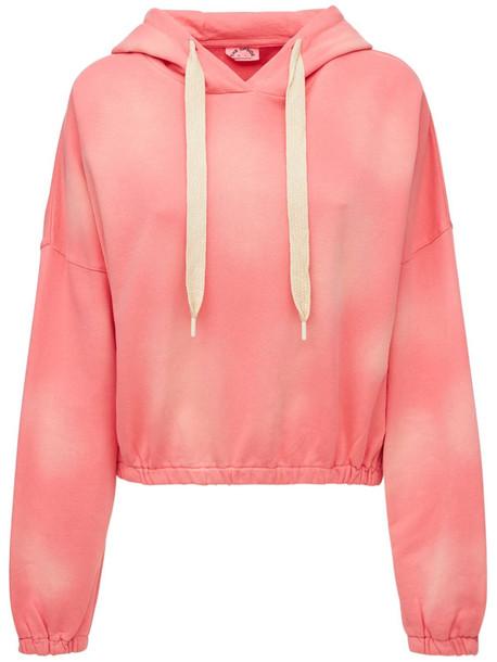 THE UPSIDE Moonstone Amelie Hoodie in pink