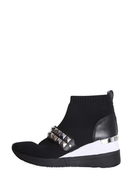 MICHAEL Michael Kors Skyler Sneakers in nero