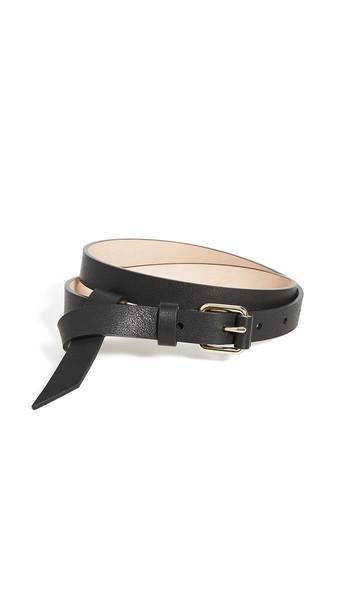 B-Low The Belt Ivy Powder Belt in black / gold