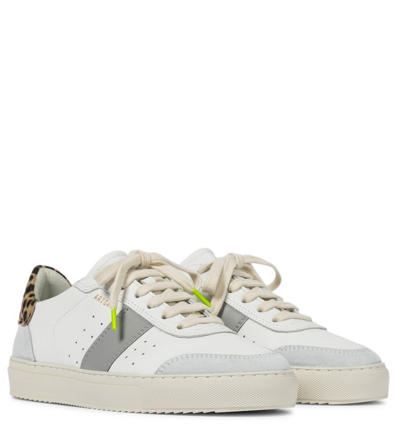 Axel Arigato Dunk V2 leather sneakers in white