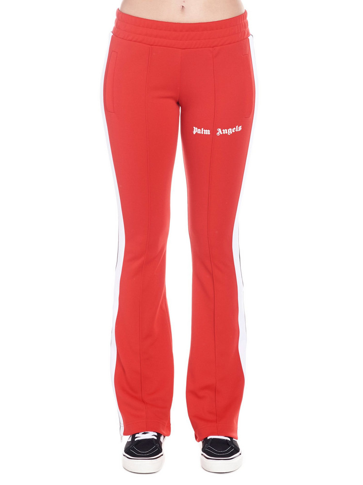 Palm Angels Pants in red
