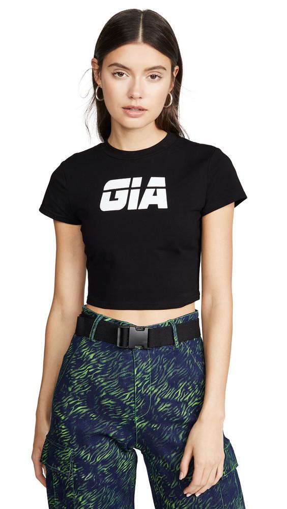 I.AM.GIA I.AM. GIA Ida Shrunken Tee in black