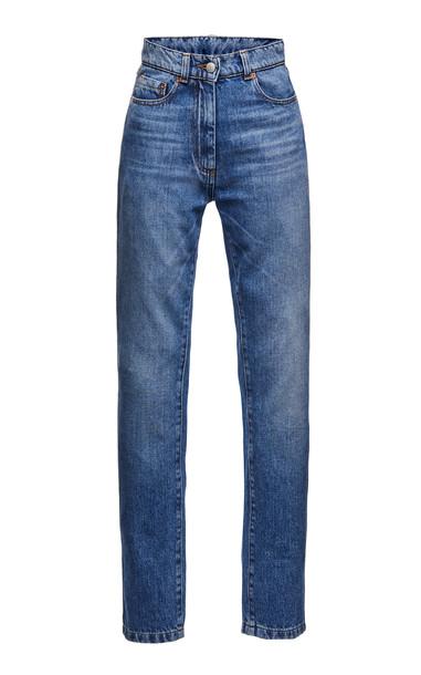 Magda Butrym Stephenville High-Rise Skinny Jeans