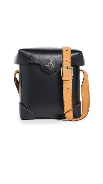 MANU Atelier Mini Pristine Bag in black
