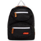 style,backpack,black,orange,bag