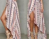 skirt,wrap skirt,maxi skirt,pink,cute