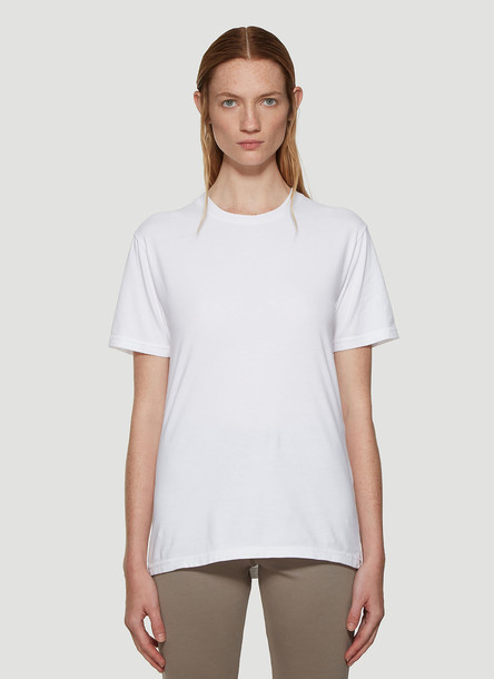 artica-arbox Reminiscent Printed T-shirt in White size S