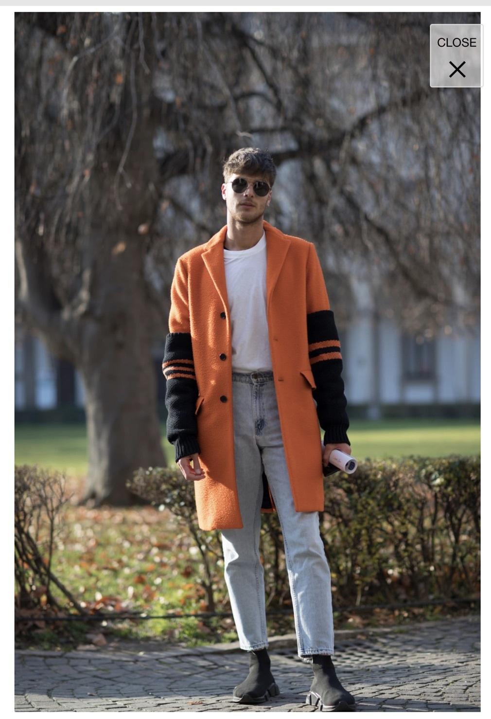 coat fashion week milan fashion week 2017