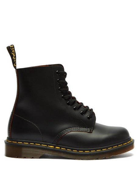 Dr. Martens - 1460 Leather Boots - Womens - Black