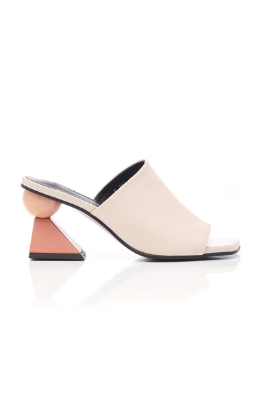 Yuul Yie Lowell Leather Mules in multi