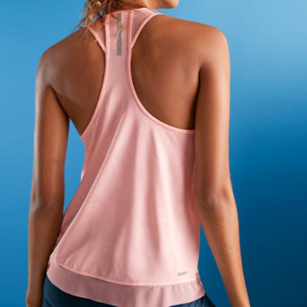 New Balance 91251 Women's Q Speed Breathe Tank - Pink (WT91251SGT)