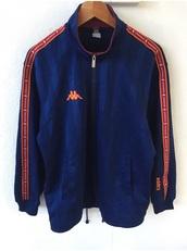 jacket,japan,kappa,vintage,football,90's shirt,90s style,rare