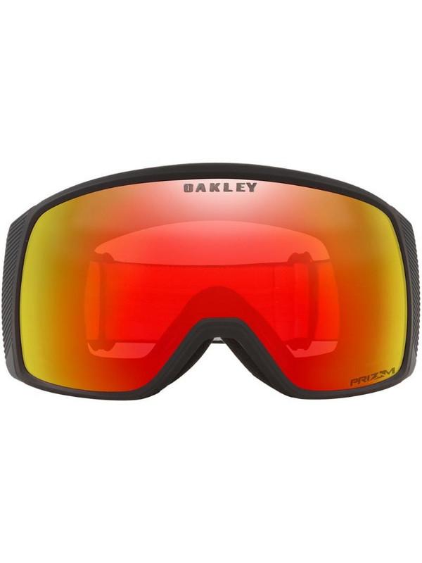 Oakley Flight Tracker Ski sunglasses in red