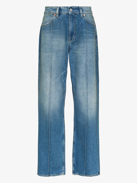 Our Legacy wide leg jeans