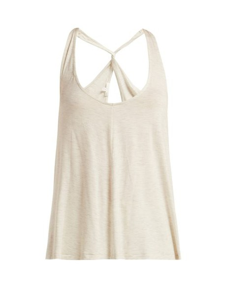 Skin - Hanalee Cami Top - Womens - Light Beige