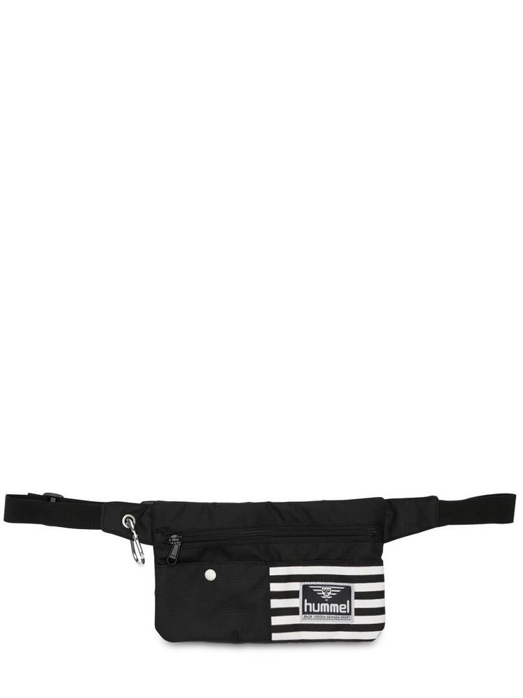 HUMMEL Casper Belt Bag in black