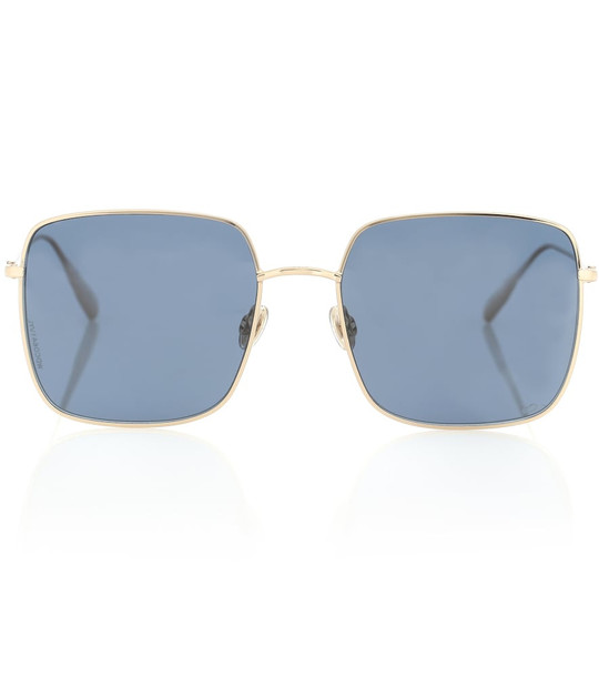 Dior Eyewear DiorStellaire1 square sunglasses in blue