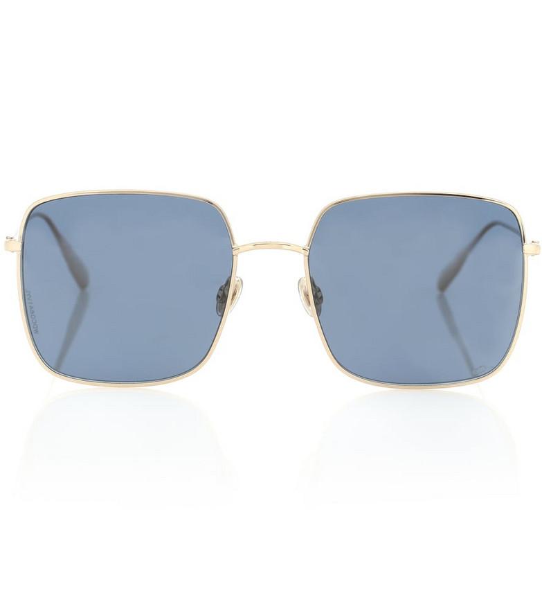 Dior Eyewear DiorStellaire1 square sunglasses in blue