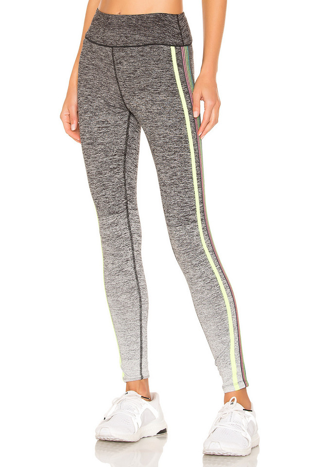 Nylora Haze Leggings in gray