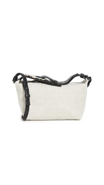 GANNI Canvas Shoulder Bag