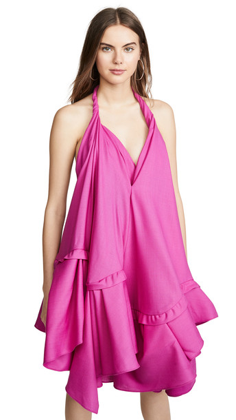 Jacquemus Rosa Dress in pink