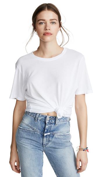 Cotton Citizen Sydney T-Shirt in white