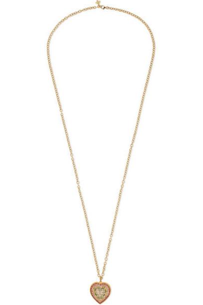 Carolina Bucci - 18-karat Gold Multi-stone Necklace