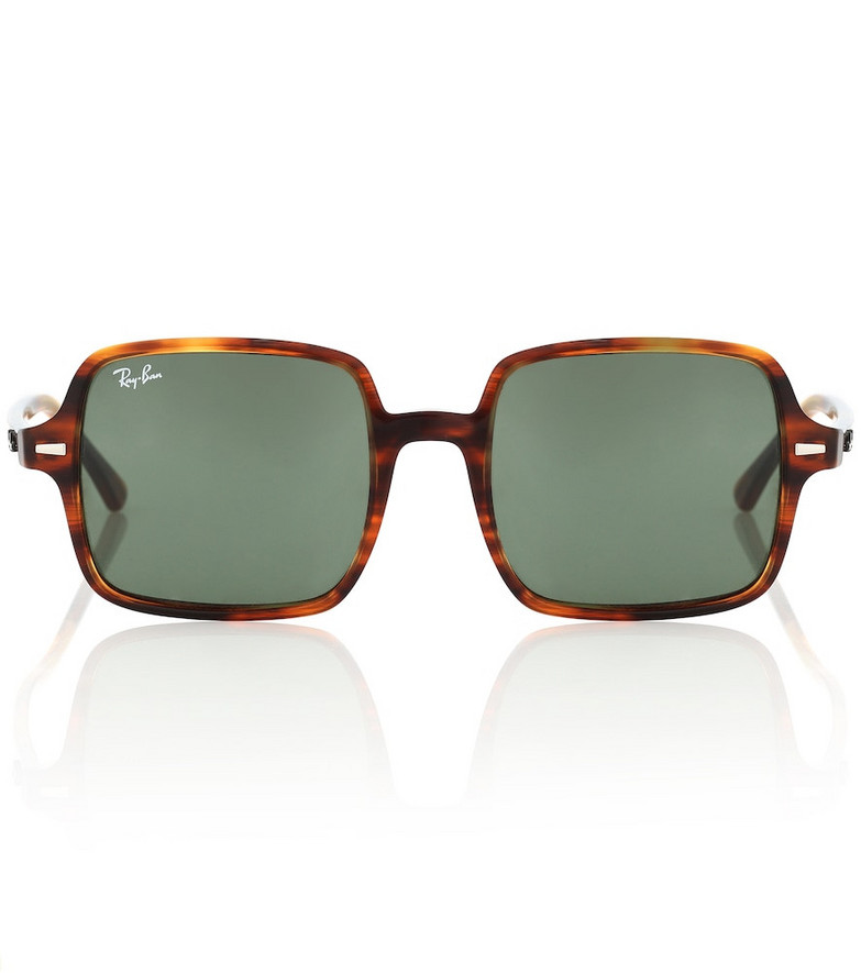 Ray-Ban Square II sunglasses in brown