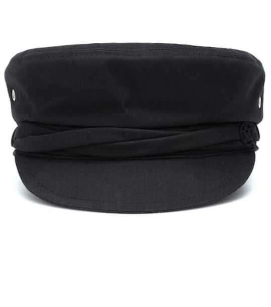 Maison Michel New Abby hat in black
