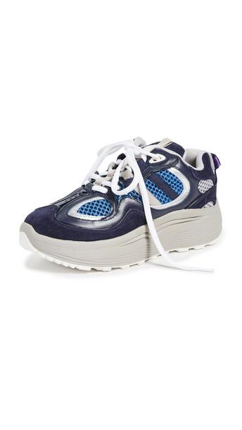 Eytys Jet Turbo Sneakers in midnight