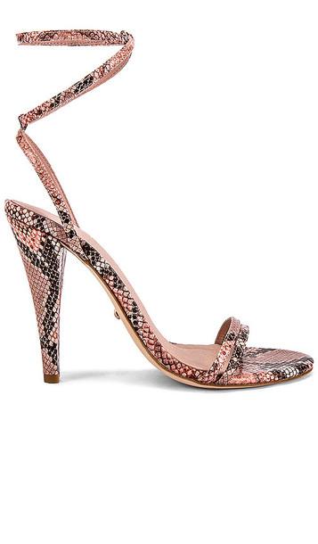 RAYE Clara Heel in Pink