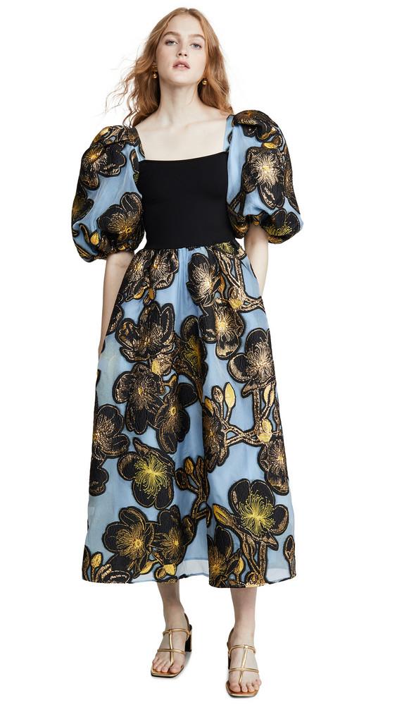 Stine Goya Monika Dress in gold